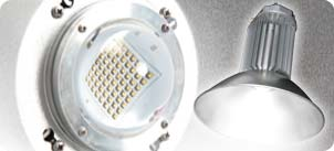 Bright Light LED offers the brightest and most efficient LED High Bays available today